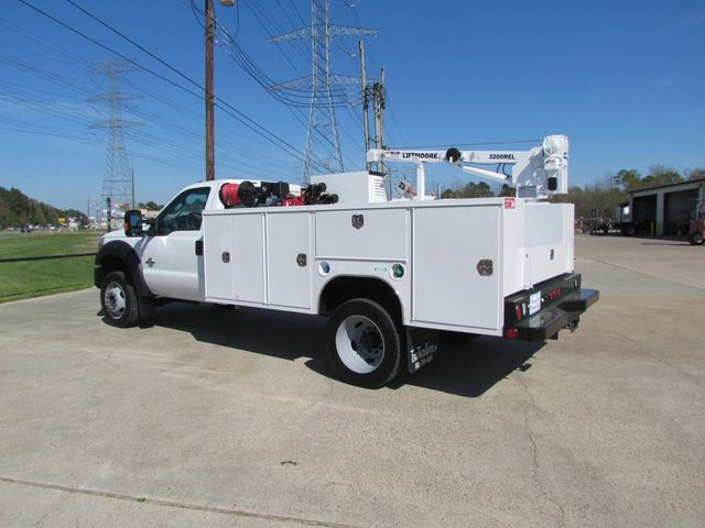 2015 Ford F550 Mechanics Service Truck 4x4 - 15118430 - 7