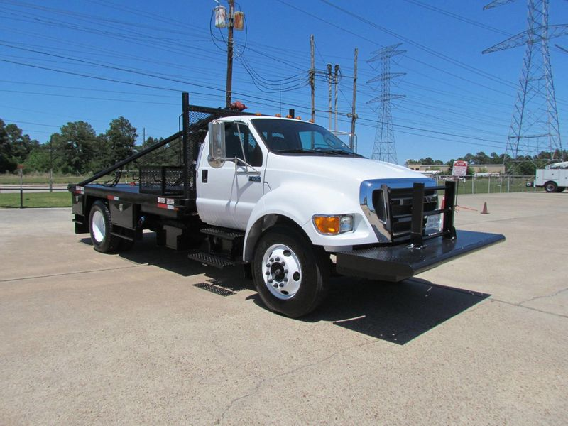 2015 Ford F650 Winch - Roustabout Truck - 17040118 - 1