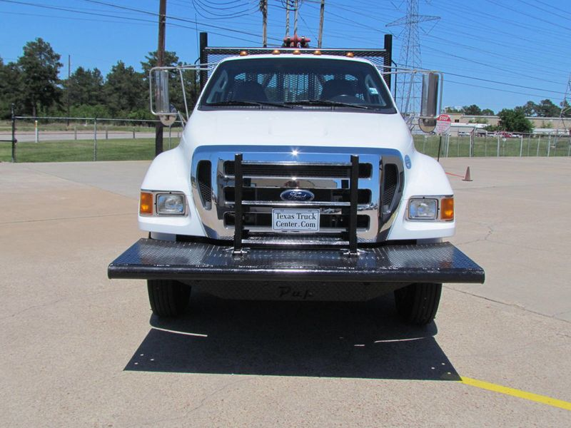2015 Ford F650 Winch - Roustabout Truck - 17040118 - 3
