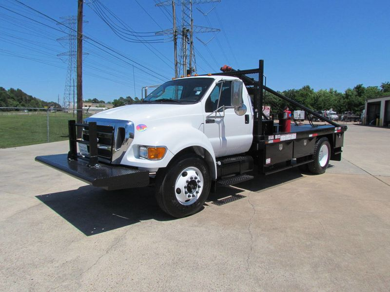 2015 Ford F650 Winch - Roustabout Truck - 17040118 - 4