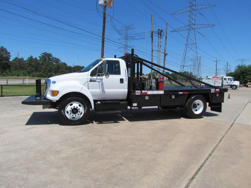 2015 Ford F650 Winch - Roustabout Truck - 17040118 - 5