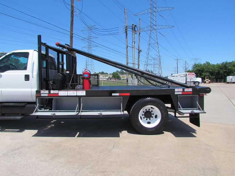 2015 Ford F650 Winch - Roustabout Truck - 17040118 - 7