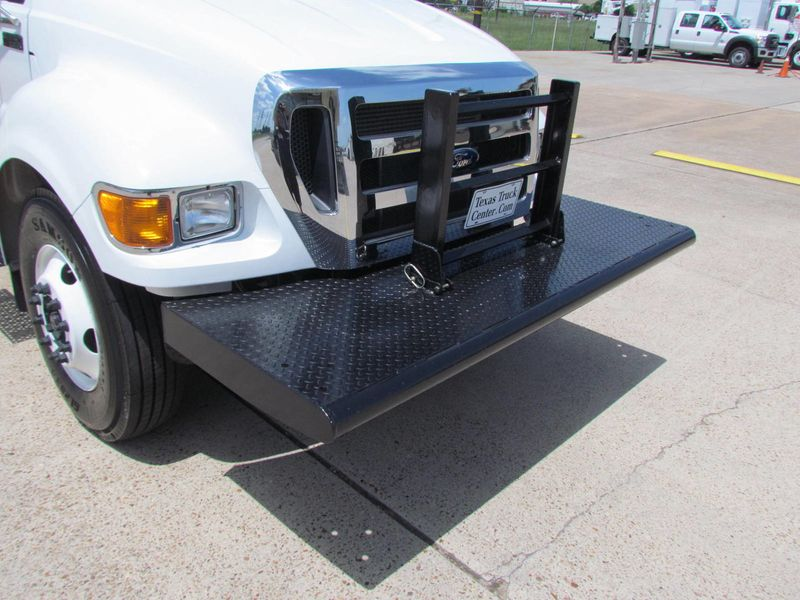 2015 Ford F650 Winch - Roustabout Truck - 17060573 - 2