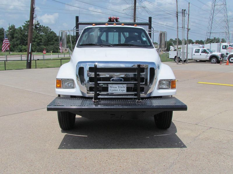 2015 Ford F650 Winch - Roustabout Truck - 17060573 - 3