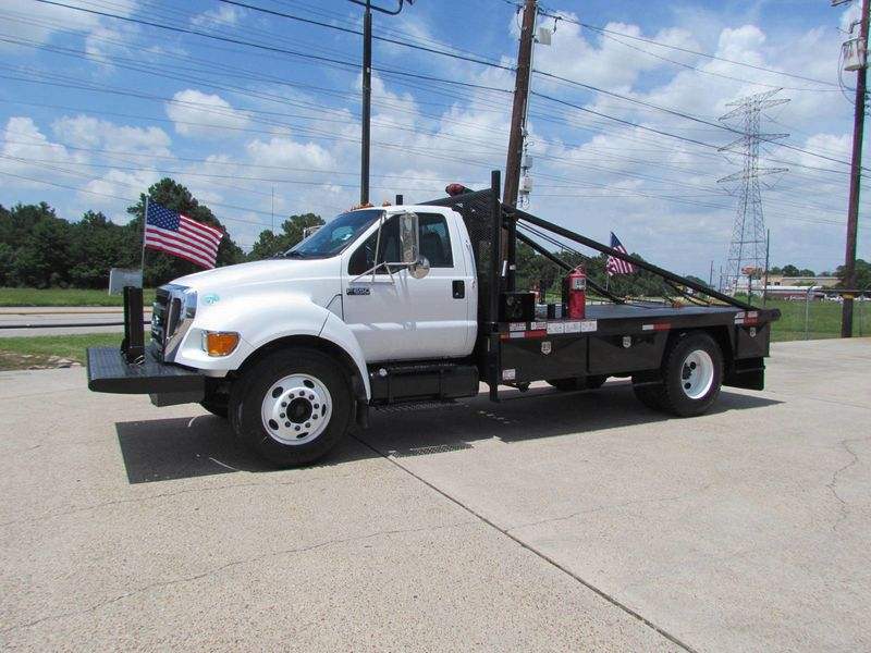 2015 Ford F650 Winch - Roustabout Truck - 17060573 - 5