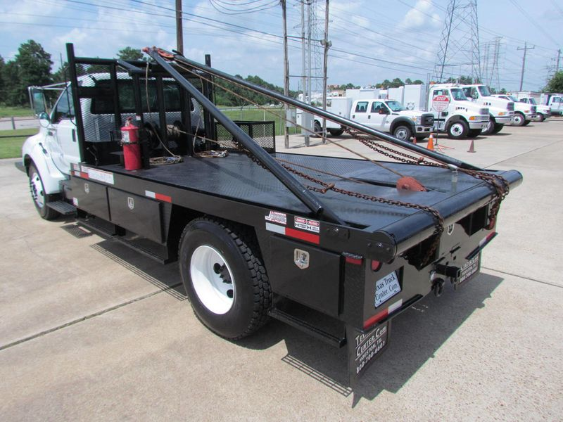 2015 Ford F650 Winch - Roustabout Truck - 17060573 - 8