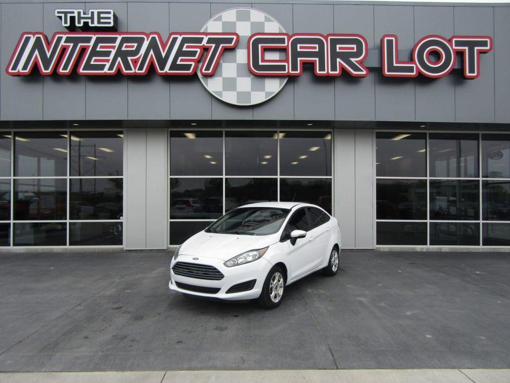 2015 Ford Fiesta 4dr Sedan SE - 18159196 - 0