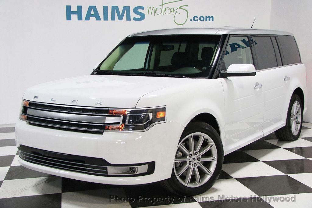 2015 Ford Flex 4dr Limited FWD - 16317604 - 0