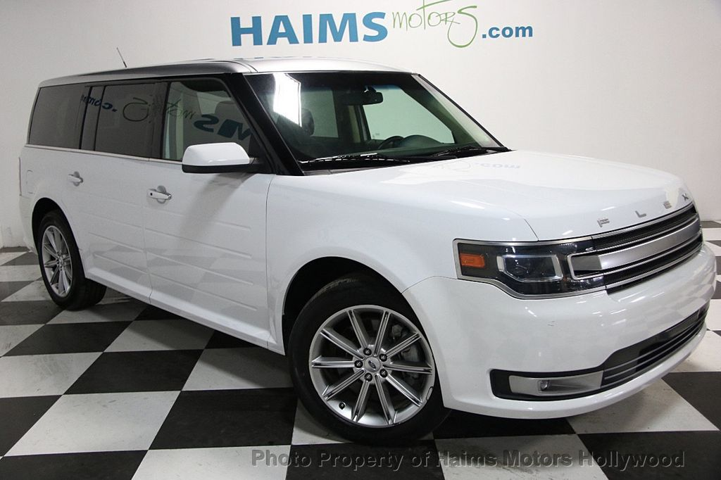 2015 Ford Flex 4dr Limited FWD - 16317604 - 2