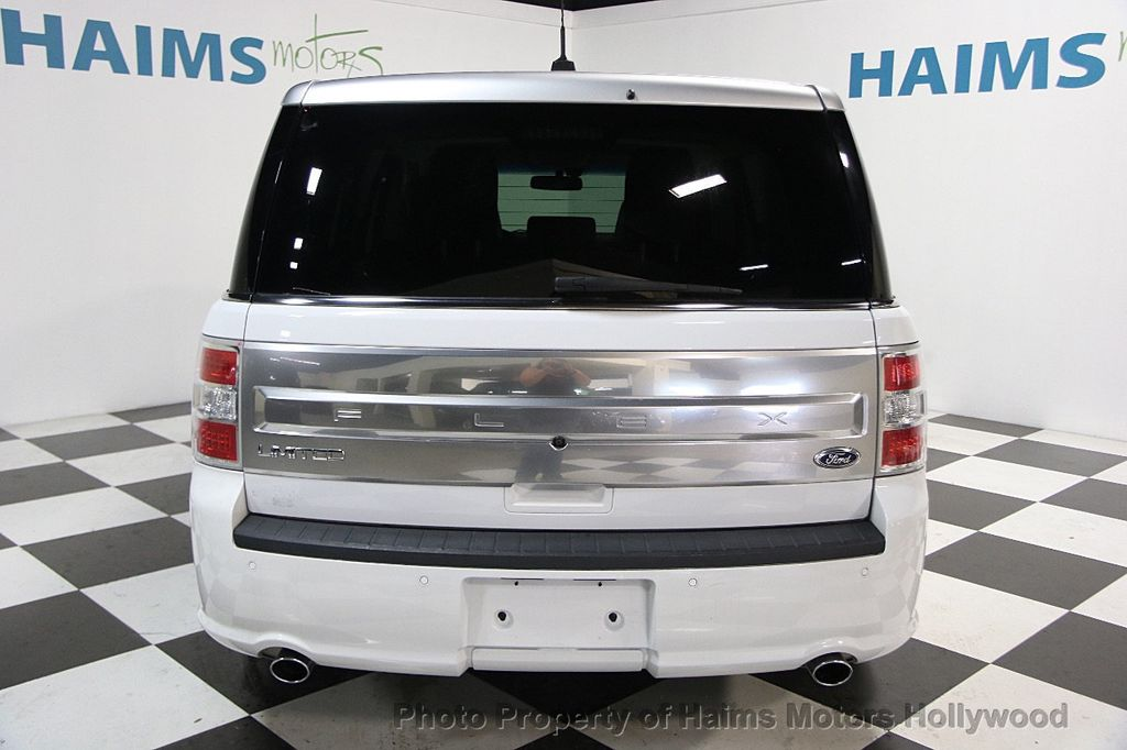2015 Ford Flex 4dr Limited FWD - 16317604 - 4