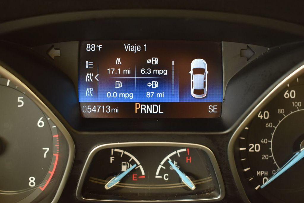 2015 Ford Focus 4dr Sedan SE - 17958519 - 16