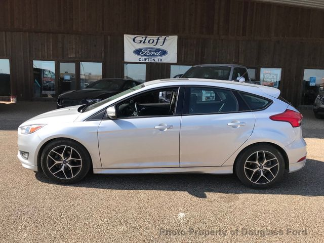 2015 Ford Focus 5dr Hatchback SE
