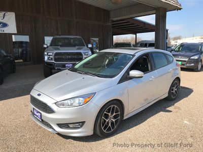 2015 Ford Focus 5dr Hatchback SE - Click to see full-size photo viewer