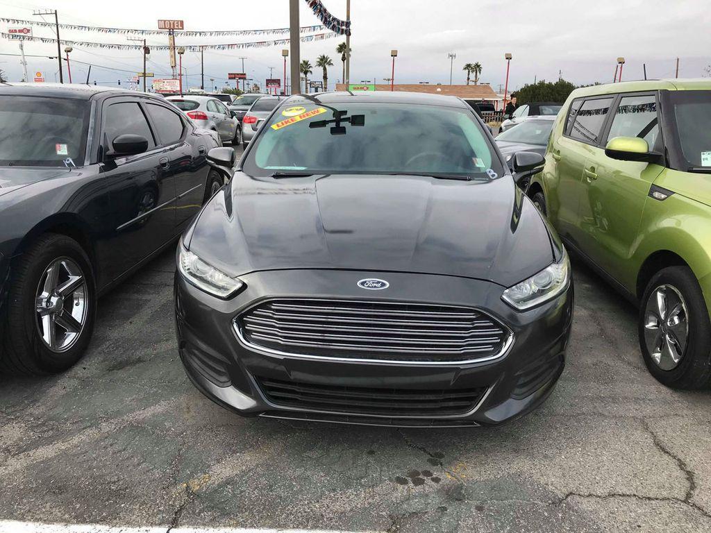 2015 Ford Fusion 4dr Sedan SE FWD - 18227523 - 1