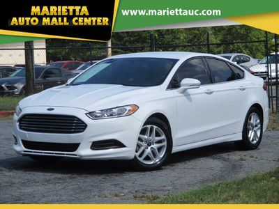 2015 Ford Fusion 4dr Sedan SE FWD - Click to see full-size photo viewer