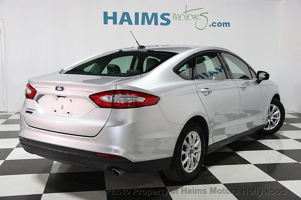 2015 Used Ford Fusion 4dr Sedan S FWD at Haims Motors Serving Fort