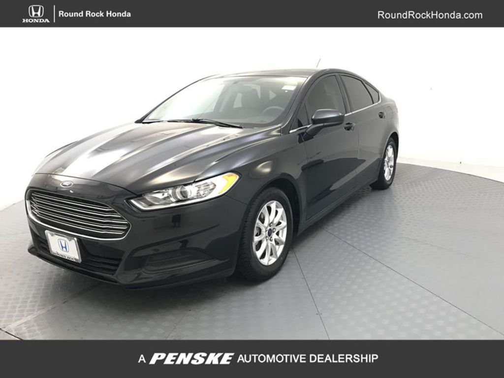Dealer Video - 2015 Ford Fusion 4dr Sedan S FWD - 17647076