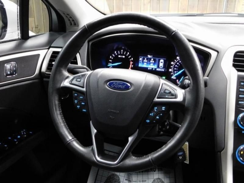 2015 used ford fusion se at fine rides goshen, iid 17367076