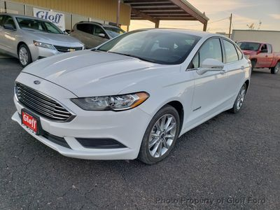 2015 Ford Fusion Energi 4dr Sedan SE Luxury