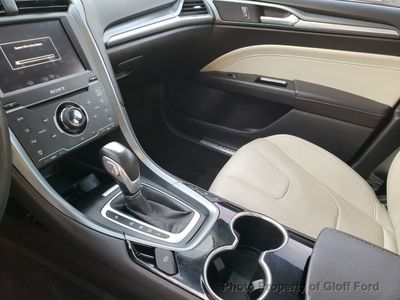 2015 Ford Fusion Energi 4dr Sedan SE Luxury - Click to see full-size photo viewer