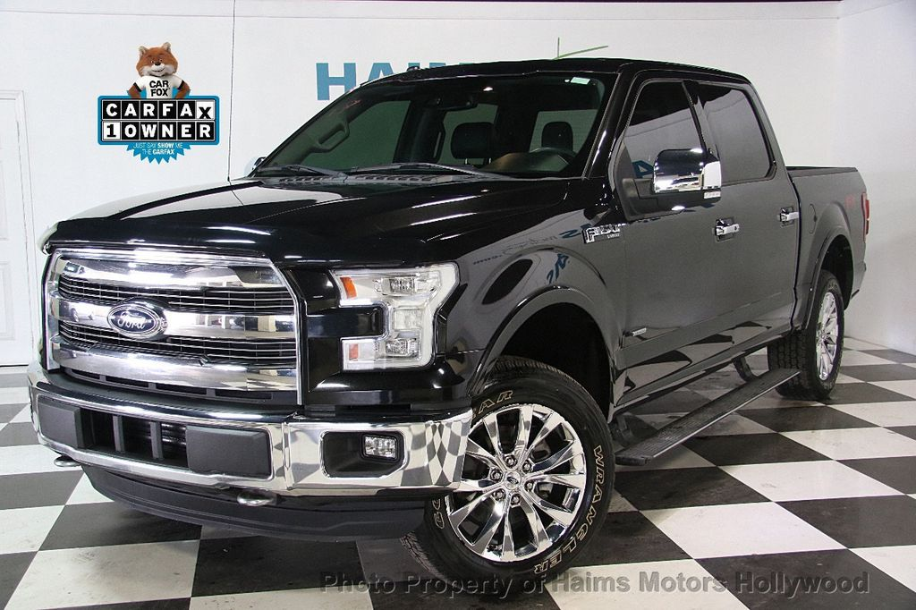 2015 used ford f 150 at haims motors ft lauderdale serving for Used ford truck motors