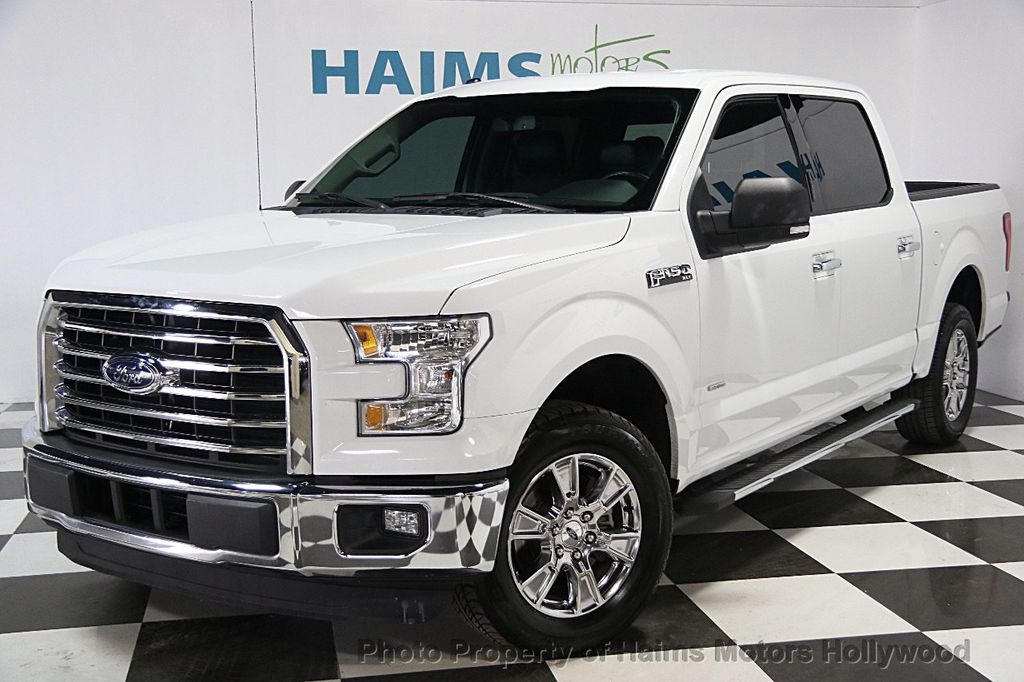 "2015 used ford f-150 2wd reg cab 126"" xlt at haims motors hollywood"