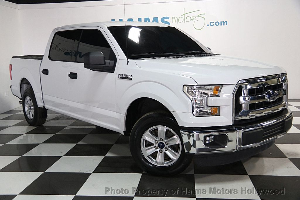 "2015 used ford f-150 2wd reg cab 126"" xlt at haims motors ft"