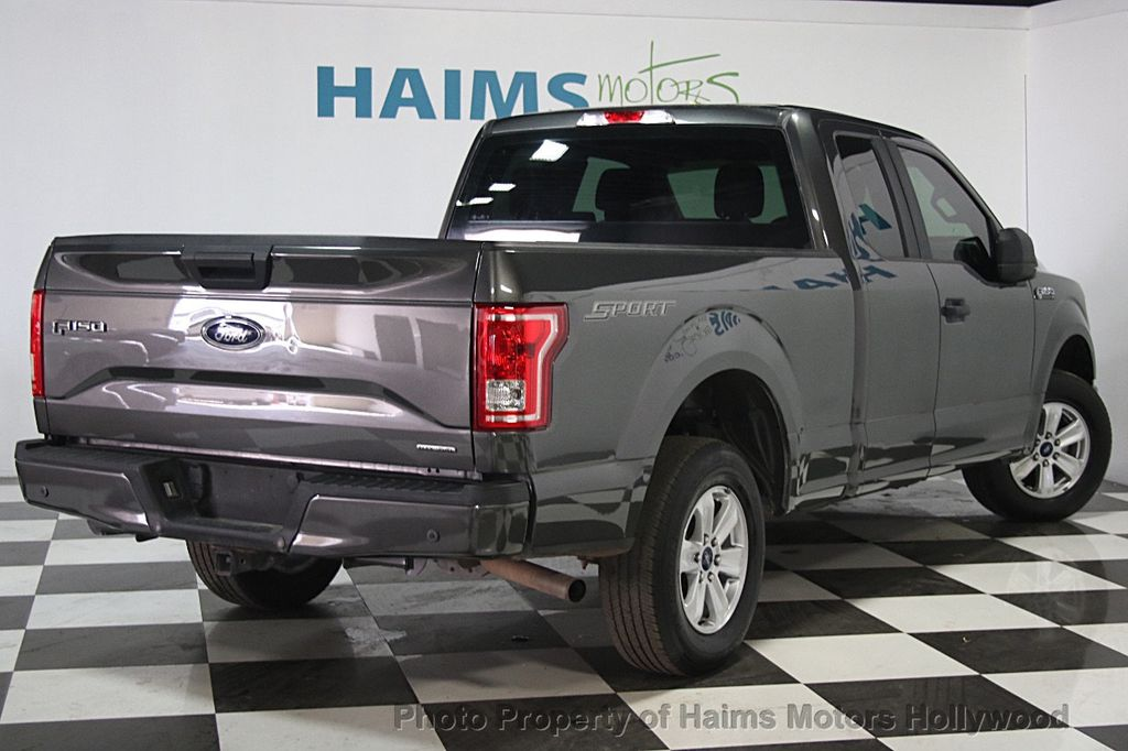 2015 used ford f 150 2wd supercab 145 xl at haims motors serving fort lauderdale hollywood. Black Bedroom Furniture Sets. Home Design Ideas