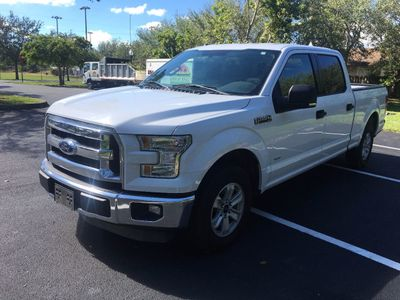 "2015 Ford F-150 2WD SuperCrew 145"" XLT Truck"