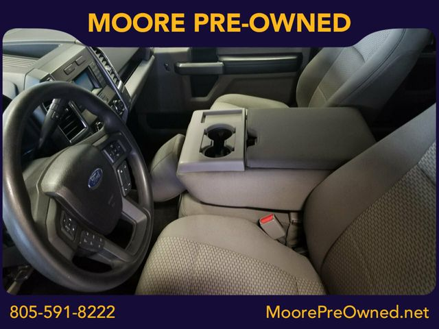 2015 Ford F-150 **3.5L TWIN TURBO ECOBOOST V6**6 PASSENGER**TOW PACKAGE** - 18360059 - 0