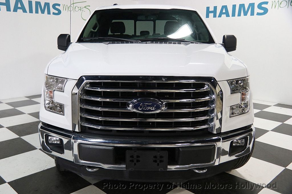 "2015 Ford F-150 4WD SuperCab 145"" XL - 16638884 - 1"