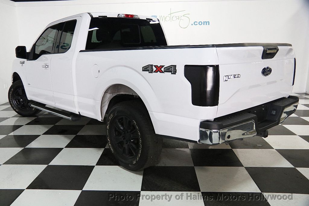 "2015 Ford F-150 4WD SuperCab 145"" XL - 16638884 - 3"