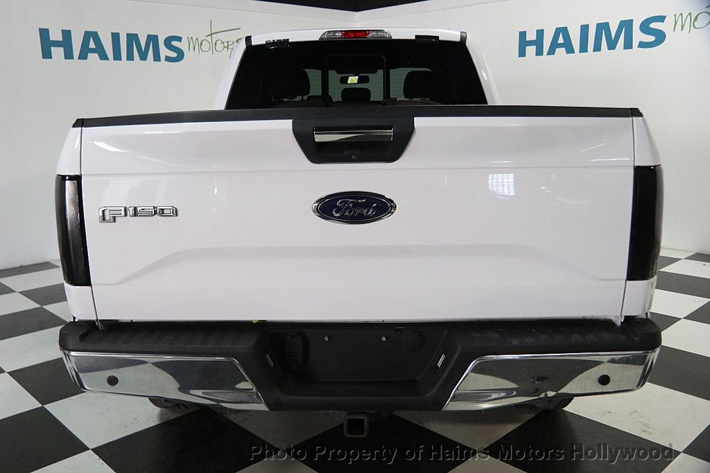 "2015 Ford F-150 4WD SuperCab 145"" XL - 16638884 - 4"