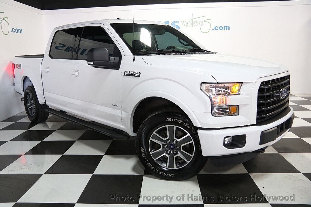 "2015 Ford F-150 4WD SuperCab 145"" XLT - 16543106 - 2"
