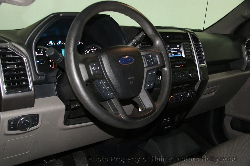 "2015 Ford F-150 4WD SuperCab 145"" XLT - 17114877 - 17"