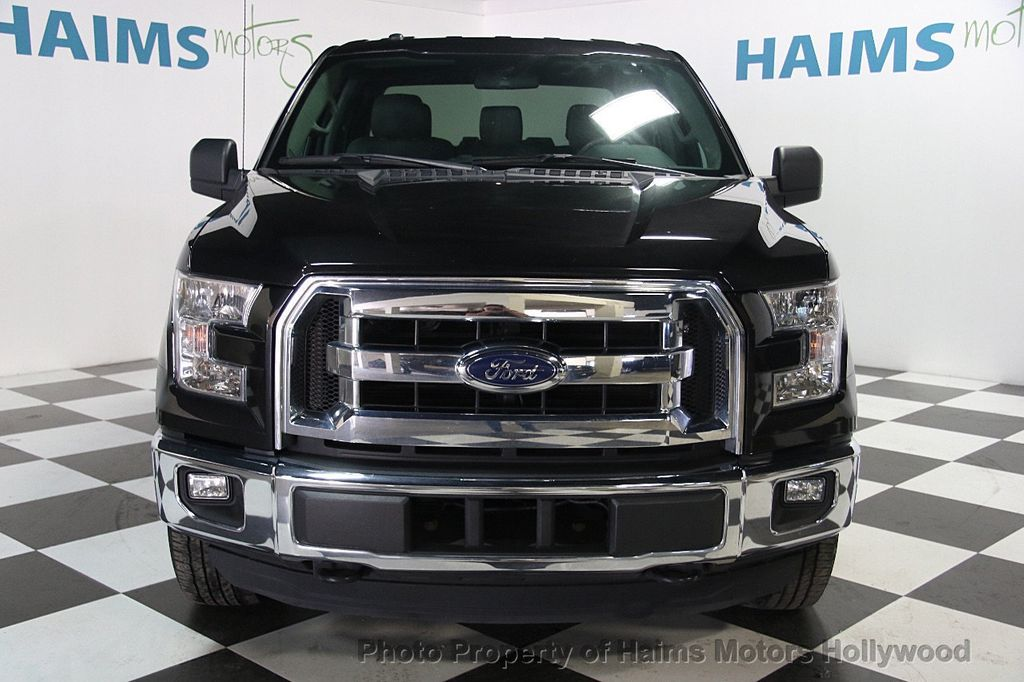 "2015 Ford F-150 4WD SuperCab 145"" XLT - 17114877 - 2"