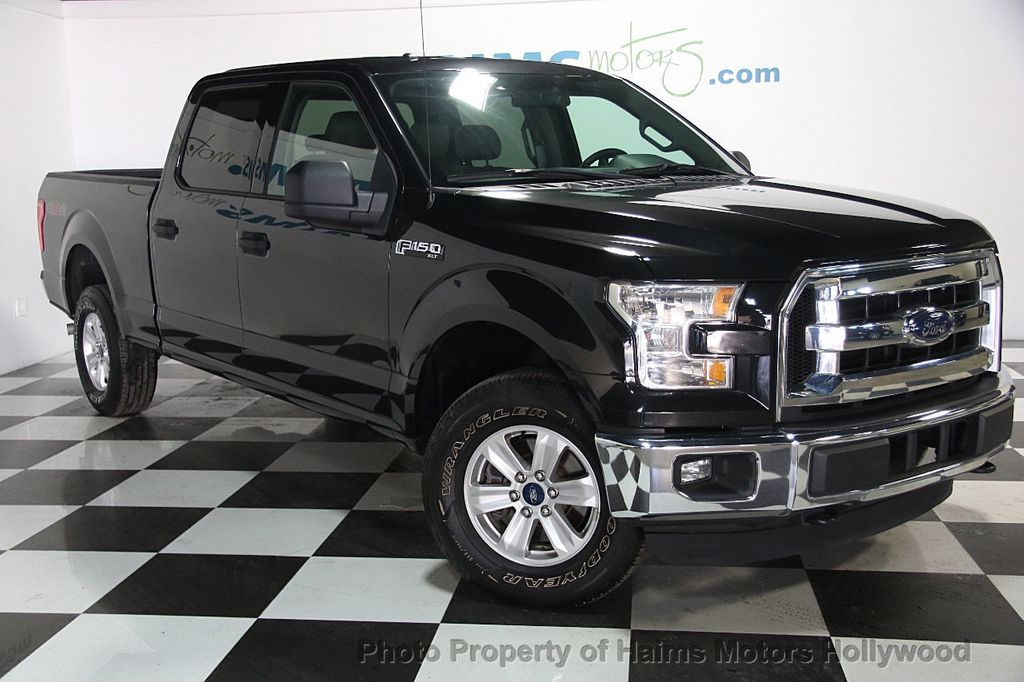 "2015 Ford F-150 4WD SuperCab 145"" XLT - 17114877 - 3"