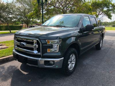 "2015 Ford F-150 4WD SuperCrew 145"" XLT Truck"