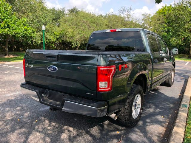 "2015 Ford F-150 4WD SuperCrew 145"" XLT - Click to see full-size photo viewer"