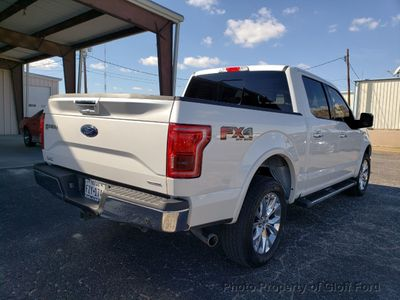 "2015 Ford F-150 4WD SuperCrew 157"" Lariat - Click to see full-size photo viewer"