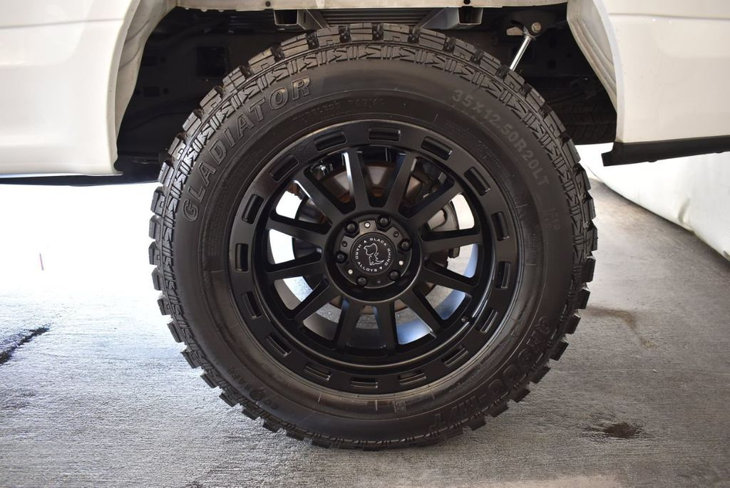 "2015 Ford F-150 5"" Rough Country Lift Kit with 20"" Custom Rims & Tires - 18056341 - 8"