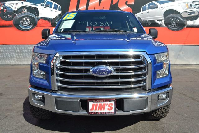 2015 Used Ford F 150 Ford F150 Supercrew Cab Xlt Ecoboost Backup Camera At Jims Auto Sales Serving Harbor City Ca Iid 19039552