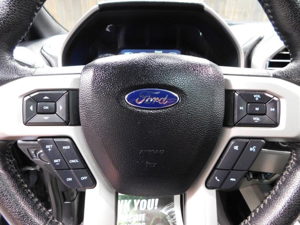2015 Ford F-150 Lariat - 18022525 - 10