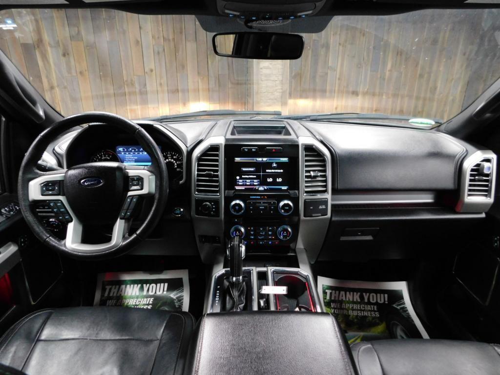 2015 Ford F-150 Lariat - 18022525 - 25