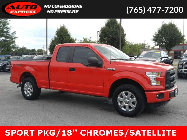 Used Ford F 150 At Auto Express Lafayette In
