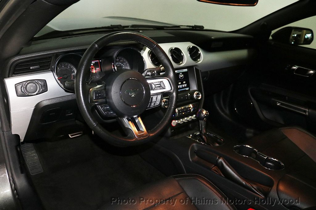 2015 Ford Mustang 2dr Fastback EcoBoost - 18164127 - 14
