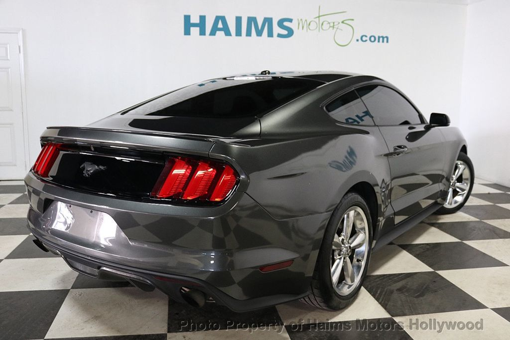 2015 Ford Mustang 2dr Fastback EcoBoost - 18164127 - 6