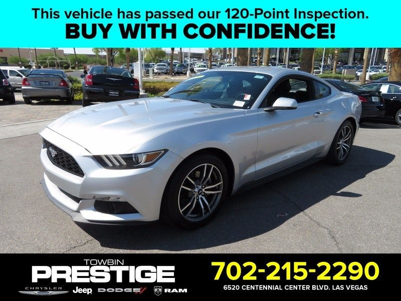 2015 Ford Mustang 2dr Fastback EcoBoost Premium - 16769245 - 0