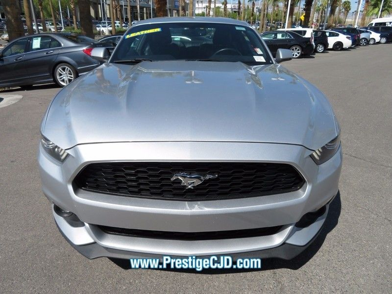 2015 Ford Mustang 2dr Fastback EcoBoost Premium - 16769245 - 1