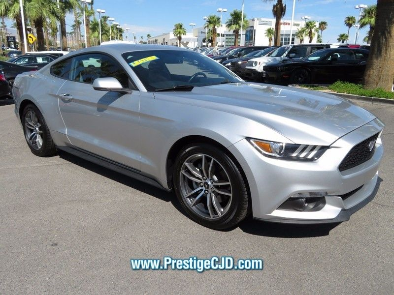2015 Ford Mustang 2dr Fastback EcoBoost Premium - 16769245 - 2